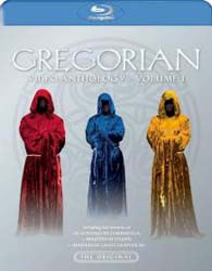 Gregorian - Video Anthology - Volume 1 Blu-Ray - 0206297ERE