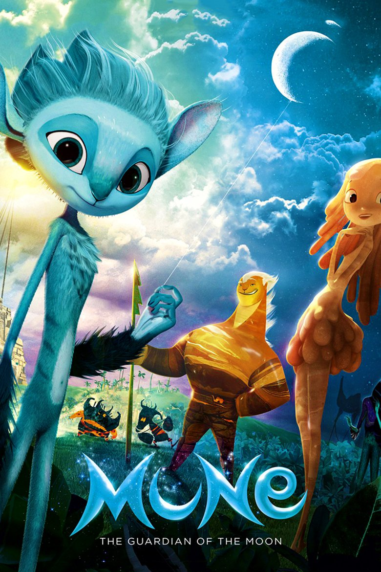 Mune: Guardian of the Moon DVD - 597516 DVDU