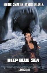 Deep Blue Sea DVD - 17242 DVDW