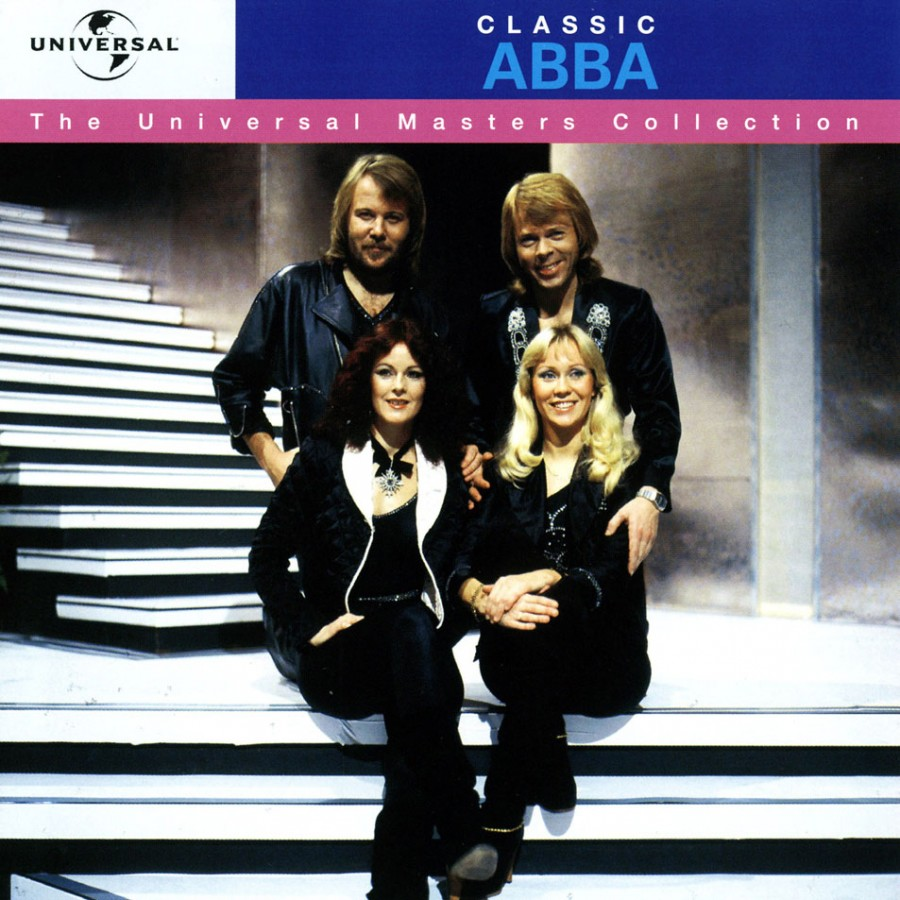 Abba - Classic Abba - The Universal Masters Collection CD - BUDCD 1244