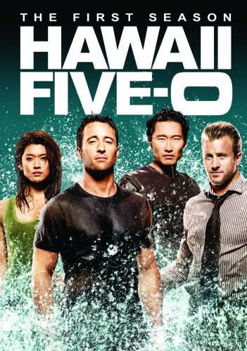 Hawaii Five-0: Season 1 DVD - EU120132 DVDP