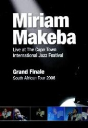 Miriam Makeba - Live At The Cape Town International Jazz Festival DVD - SIYDV023