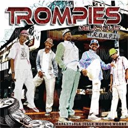 Trompies - Delicious CD - CDRBL 715