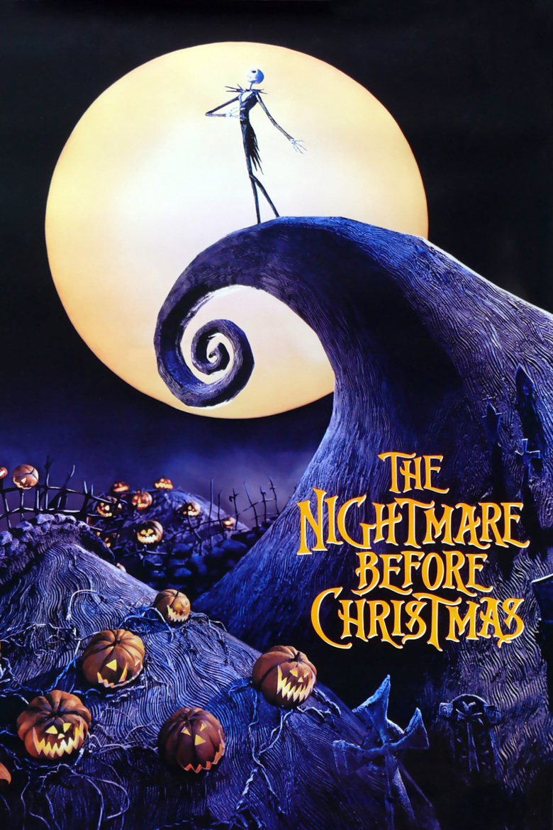 The Nightmare Before Christmas DVD - 10219430