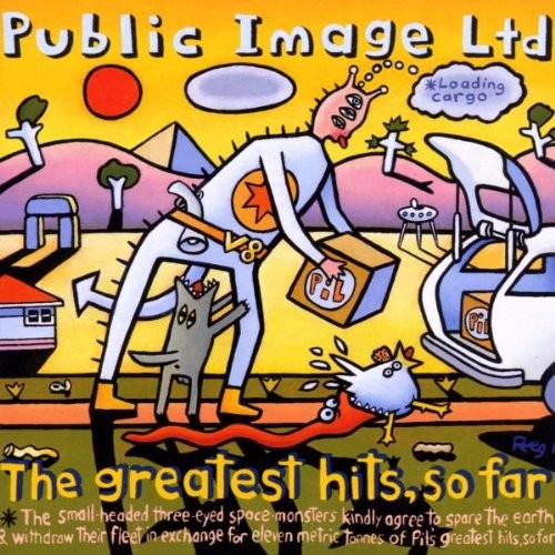 Public Image Limited - The Greatest Hits... So Far VINYL - 06007 5351092