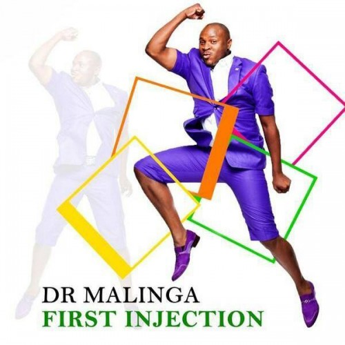 Dr Malinga - First Injection CD - CDRBL 764