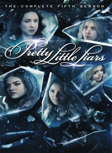 Pretty Little Liars: Season 5 DVD - Y33768 DVDW