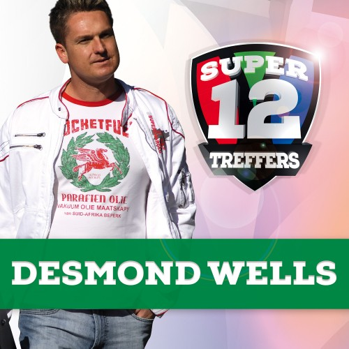 Desmond Wells - Super 12 Treffers CD - NEXTCD601