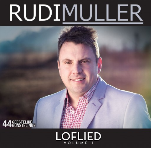Rudi Muller - Loflied Vol.1 CD - VONK295