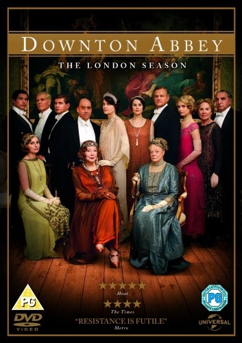 Downton Abbey: The London Season DVD - 70729 DVDU