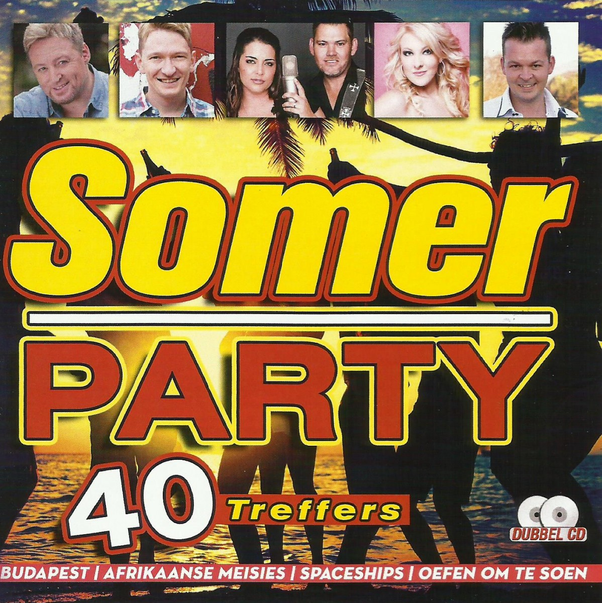 Somer Party 40 Treffers CD - VONK313
