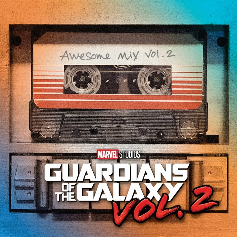 Guardians of the Galaxy: Awesome Mix Vol.2 (Original Motion Picture Soundtrack) CD - 00500 8736871