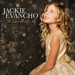 Jackie Evancho - Dream With Me CD - CDCOL7405