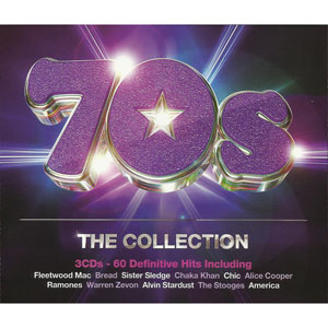 70s The Collection CD - CDESP 391