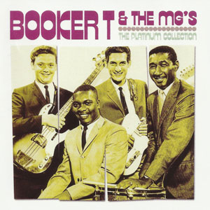 Booker T & The Mg's - The Platinum Collection CD - CDWP 047