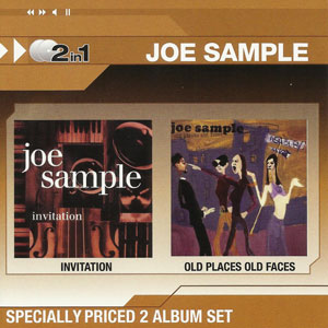 Joe sample 2 in 1 invitation old places old faces cd joe sample 2 in 1 invitation old places old faces cd cdwt stopboris