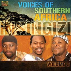 Insingizi - Voices Of Southern Africa Vol. 2 CD - EUCD2243