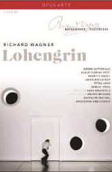 Bayreuth Festival Orchestra & Chorus , Andris Nelsons - Richard Wagner - Lohengrin DVD - OA1071D