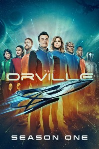 The Orville: Season 1 DVD - 83241 DVDF