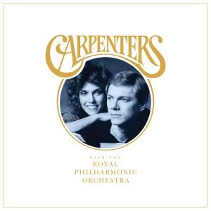 Carpenters - with The Royal Philharmonic Orchestra CD - 06025 7701425