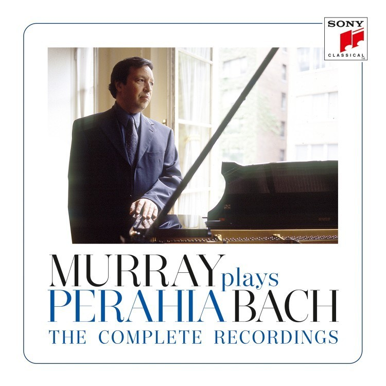 Murray Perahia - Plays Bach: The Complete Recordings CD - 88985344452