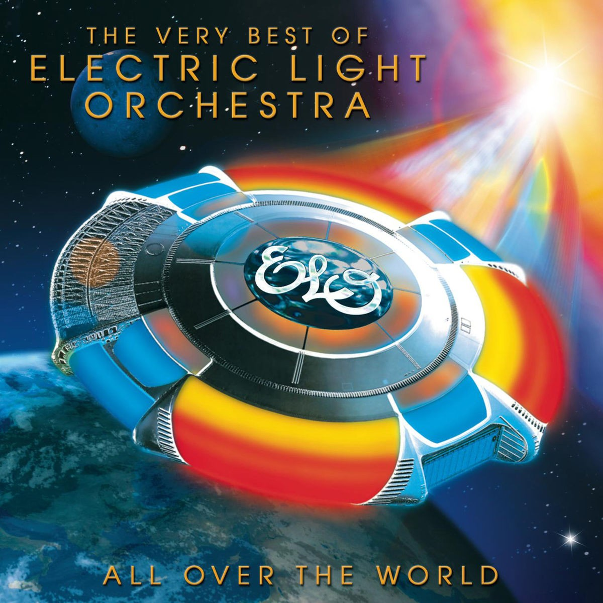 Electric Light Orchestra - All Over the World: The Very Best Of CD - 886970464925