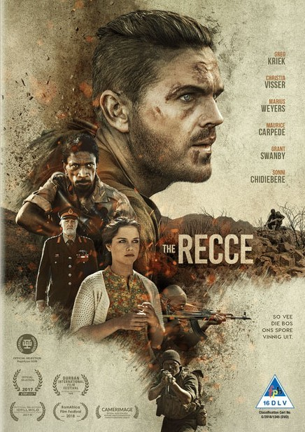 The Recce DVD - GRDGDVD001
