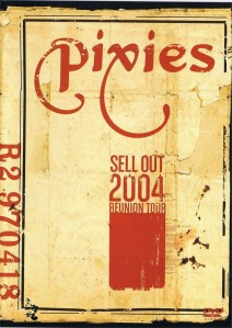 Pixies - Sell Out DVD - 0349704182
