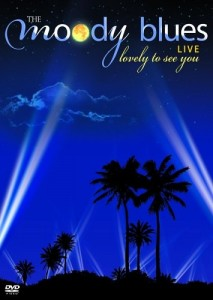 The Moody Blues - Lovely To See You: Live DVD - UMMDVD 8032