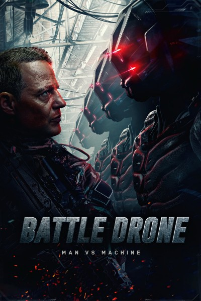 Battle Drone DVD - 10229553