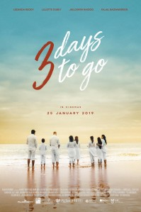 3 Days to Go DVD - 10229578
