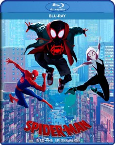 Spider-Man: Into the Spider-Verse Blu-Ray - 10229558