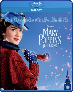 Mary Poppins Returns Blu-Ray - 10229589