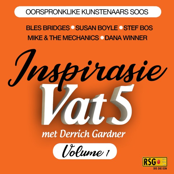 Vat 5 Inspirasie Volume 1 CD - DGR1987