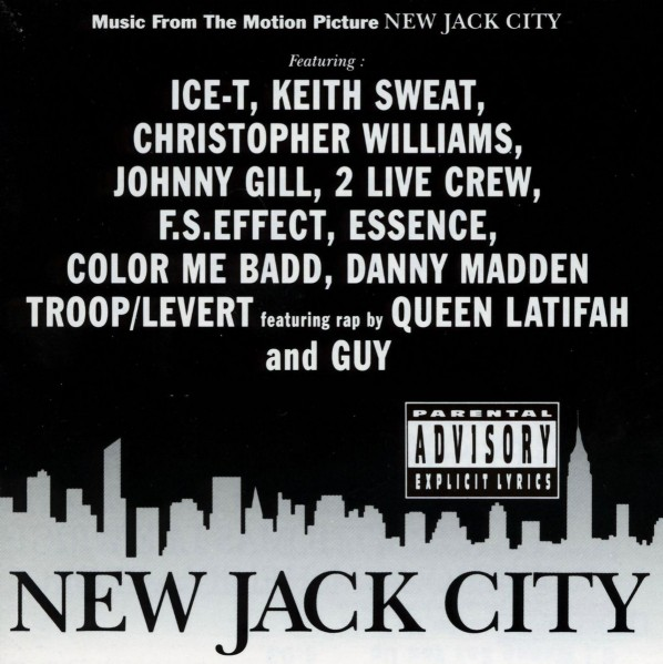 New Jack City (Music from the Motion Picture) VINYL - 9362490388