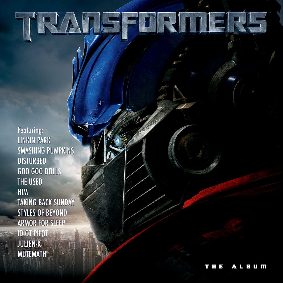 Transformers (Soundtrack from the Motion Picture) VINYL - 9362490392