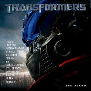 Transformers (Soundtrack from the Motion Picture) VINYL - 0093624903925
