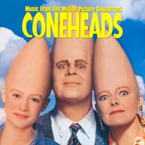 Coneheads (Music from the Motion Picture Soundtrack) VINYL - 0093624903932