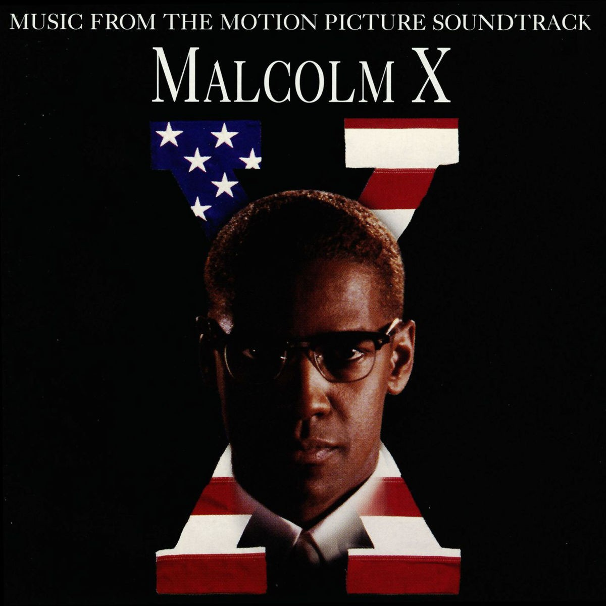 Malcolm X (Music from the Motion Picture Soundtrack) VINYL - 9362490387