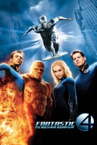 Fantastic 4: Rise of the Silver Surfer DVD - 35189 DVDF