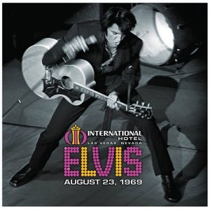 Elvis Presley - Live At The International Hotel, Las Vegas, NV August 23, 1969 VINYL - 19075921561