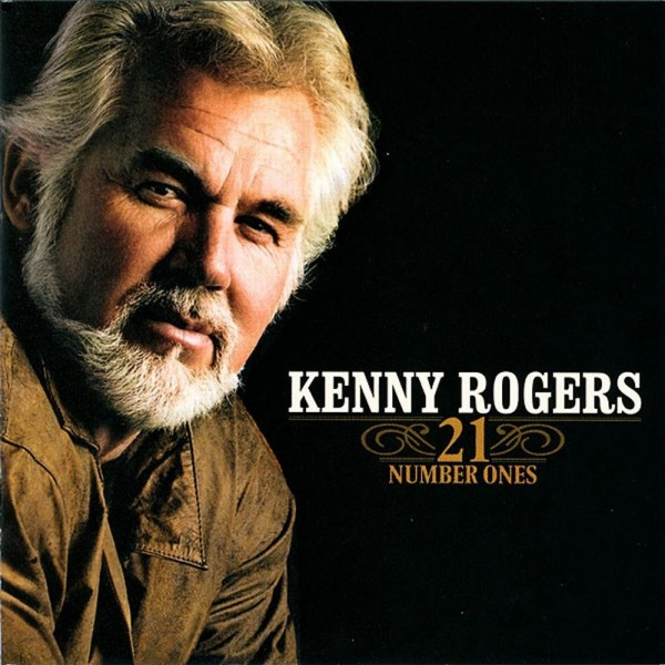 Kenny Rogers - 21 Number Ones CD - CDEMCJ 6271