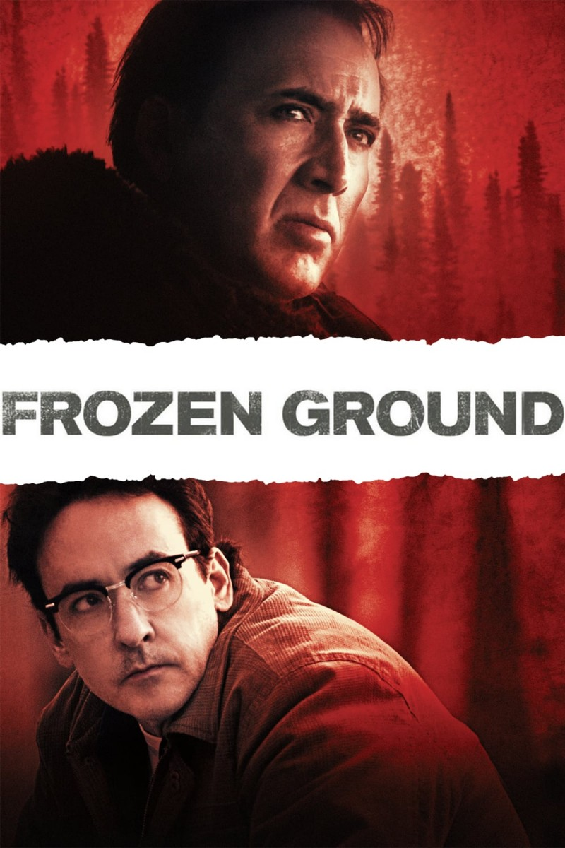 The Frozen Ground DVD - 10223899