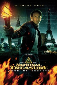 National Treasure 2: Book of Secrets DVD - 10218146