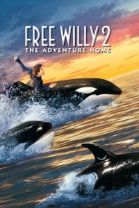 Free Willy 2: The Adventure Home DVD - 18200 DVDW