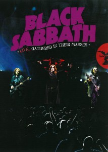 Black Sabbath - Live Gathered In Their Masses DVD+CD - 06025 3754089