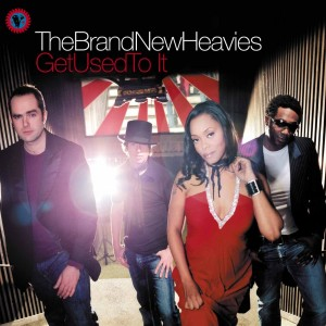 The Brand New Heavies - Get Used To It CD - CDJUST 122