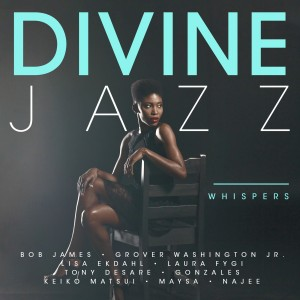 Divine Jazz Vol.17 - Whispers CD - CDVJ 017