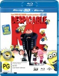 Despicable Me 3D Blu-Ray+Blu-Ray - 3D BDU 52574