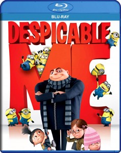 Despicable Me Blu-Ray - BDU 52574